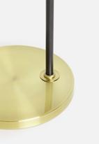 Sixth Floor - Junction floor lamp - gold