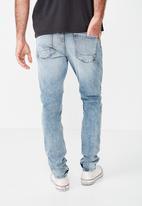 Cotton On - Slim fit denim jeans - blue