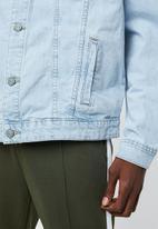 Only & Sons - Rick oversized jacket - blue