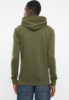 S.P.C.C. - The stealth hoodie - khaki green