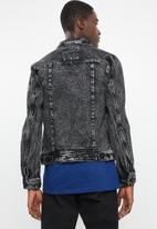 S.P.C.C. - The wolf jacket - black