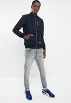 S.P.C.C. - The chrome jacket - navy