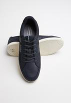Jack & Jones - Byson mesh mix sneaker - navy