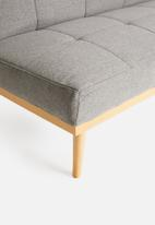 Sixth Floor - Brooklyn sofa bed - grey