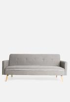 Sixth Floor - Finn sleeper couch - grey
