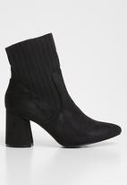 Superbalist - Piper ankle boot - black