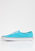 Vans - Ua authentic - scuba blue / true white