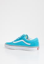 Vans - Ua old skool - scuba blue / true white