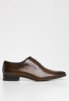 Gino Paoli - Oxford side curve - brown