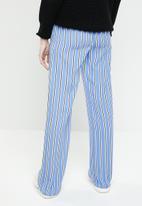 STYLE REPUBLIC - High waisted stripe pants - multi