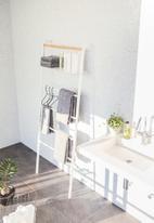 Yamazaki - Tower ladder hanger wide - white