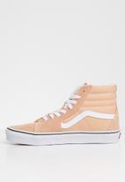 Vans - Sk8-hi sneakers - peach
