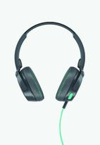 Skullcandy - Riff on-ear - gray/speckle/miami