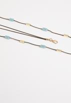 STYLE REPUBLIC - Karen beaded necklace-multi