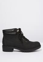 Cotton On - Rosie hiking boot - black