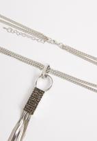 STYLE REPUBLIC - Sophia necklace-silver