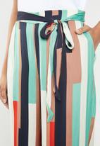 Vero Moda - Matilda coco woven pants - multi