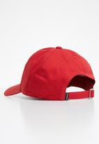 Converse - Tipoff Chuck baseball cap - red