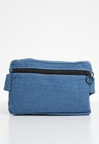 Superbalist - Kara denim waistbag - blue
