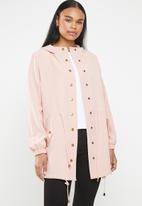 edit - Utility style jacket - pink