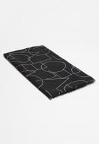 Vero Moda - Love long scarf - black