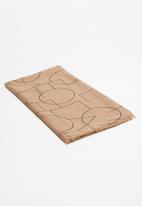 Vero Moda - Love long scarf - brown