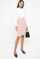 edit - Classic skirt - pink
