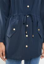 edit - Utility style jacket - navy