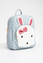 Superbalist - Bunny backpack - blue