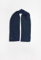 Jack & Jones - Bonn woven scarf - navy