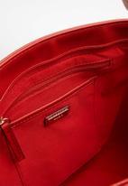 ALDO - Bralia tote bag -  red
