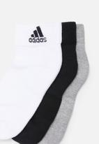 adidas Originals - Stripes Adidas socks 3 pack - multi