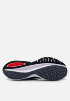 Nike - Zoom Vomero 14 - black/bright crimson-armory blue