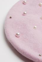 ALDO - Seveacia beret -  pink