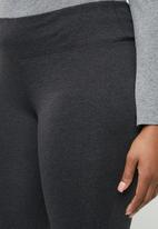 Lithe - Basic work out leggings - charcoal