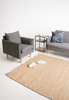 Sixth Floor - Hector arm chair - grey
