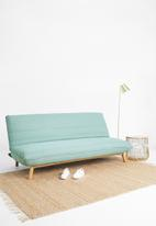Sixth Floor - Campania sleeper couch - seafoam