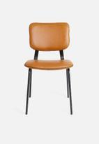 Sixth Floor - Industrial chair - brown