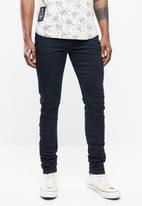 S.P.C.C. - The ink skinny fit jeans - navy