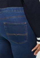 POLO - Plus size anastasia skinny jeans - blue