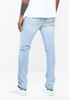 Superbalist - Slim ripped jeans - blue