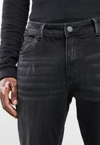 Sergeant Pepper - Clyde denim jeans - black