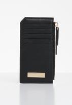 Call It Spring - Sallisaw wallet - black
