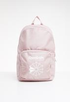 Reebok Classic - Ci core backpack - pink