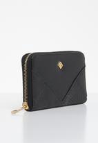 Call It Spring - Obedska wallet - black
