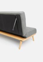 Sixth Floor - Brooklyn sleeper couch - grey