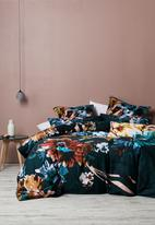Linen House - Lara duvet cover set - teal