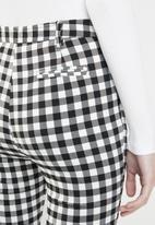 Superbalist - Upstyled leggings - black & white