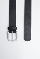 Jack & Jones - Harry belt - black