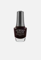 Morgan Taylor - Forever fabulous nail lacquer ltd edition - batting my lashes